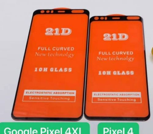 Leaked Google Pixel 4 front glass reveals handsets design