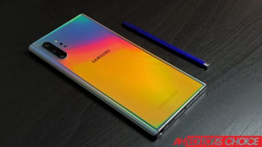 Samsung Galaxy Note 10 Plus - The Good Review