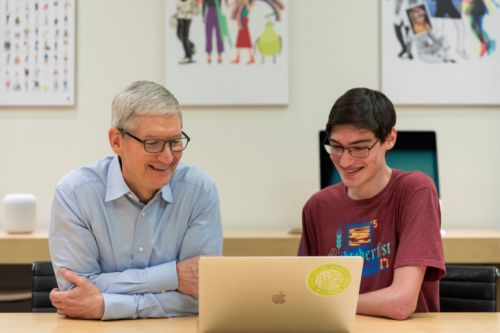 Apple CEO Tim Cook: 'I Don't Think a Four-Year Degree is Necessary to Be Proficient at Coding'