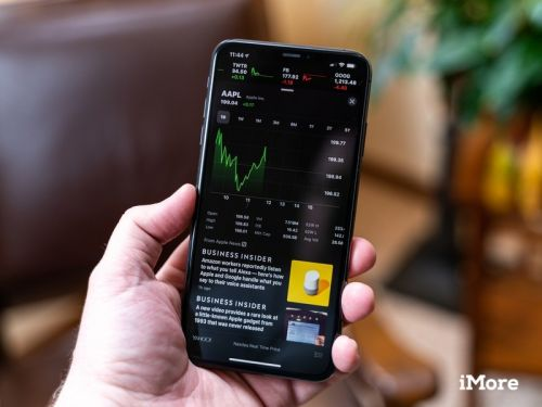 Keep an eye on your favorite stocks with a little help from Siri