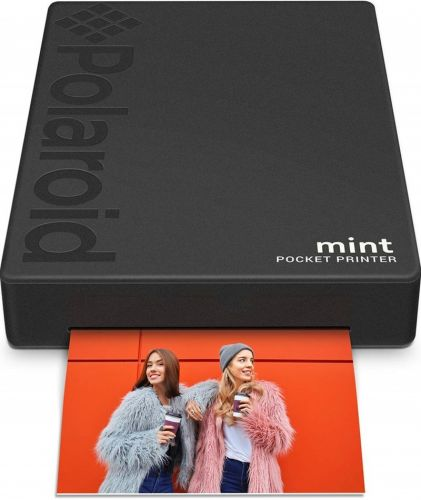 Want an instant camera and to print directly from your phone?