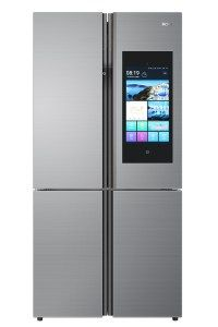 Haier shows network of smart home connected appliances