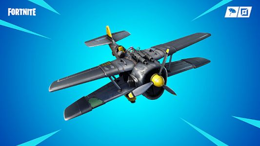 Fortnite's X-4 Stormwing Plane Locations and Stunts Guide
