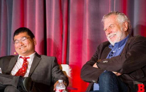 The DeanBeat: Our dream event with Atari father Nolan Bushnell, Respawn's Vince Zampella and Spider-Man dude Ted Price