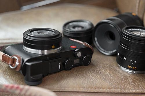 New Leica CL Mirrorless Camera Gives Off Vintage Vibes