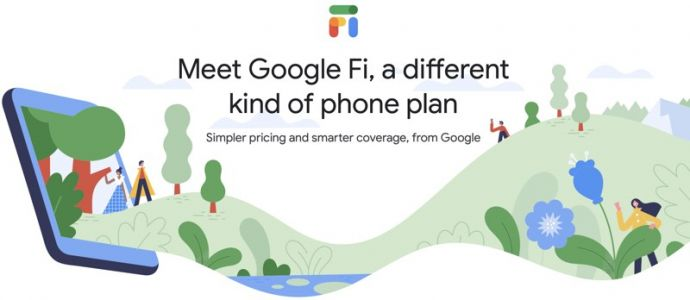 Google's 'Project Fi' Cellular Service Now Supports iPhone