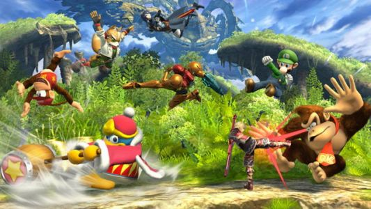 Smash Bros. For The Nintendo Switch Could Be Released This Year