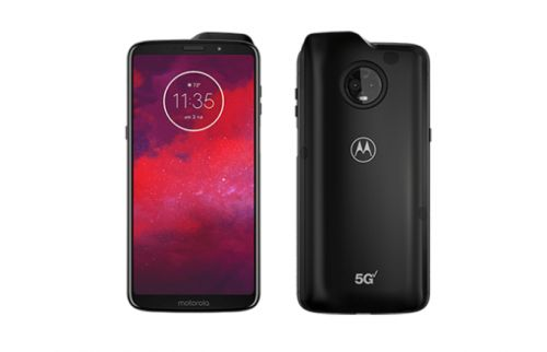 Motorola Enables 5G: A Moto Mod for the z3