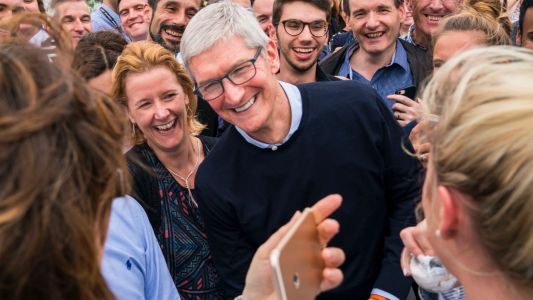 Tim Cook heads to Ireland after Apple's decision to cancel $1B data center in the country