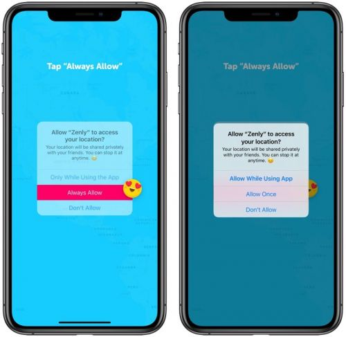 App Developers Claim Apple's iOS 13 Location Tracking Changes Are Anti-Competitive
