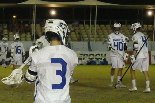 Israel and the Iroquois Earn Their Shot at Lacrosse History