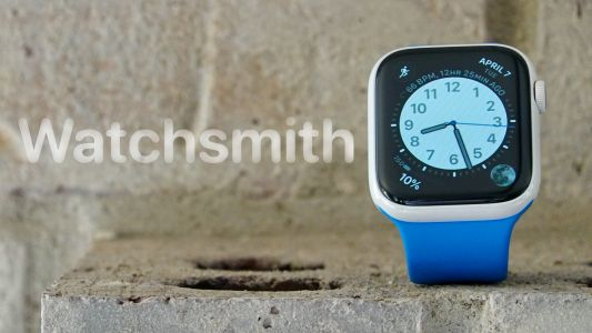 (Update: watchOS 7 multi complication support) Watchsmith is a must-have app for unlocking new Apple Watch features with dynamic complications