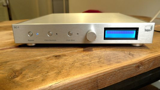 SweetVinyl's SC-1 makes your old records sound brand new