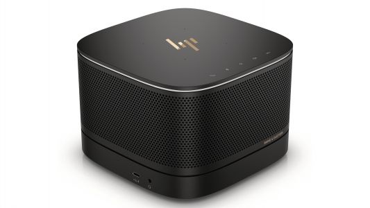 HP's new spin on Elite Slice mini PC aims to revolutionize your meetings