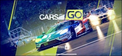 Project Cars Racing Simulator For Mobile Confirmed