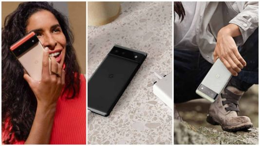 New Pixel 6 Leak Shows Both Devices, Pixel Stand, Charger & More
