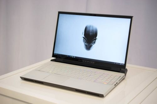 Alienware's new Area-51m brings a new design, RTX GPUs, and 9th-gen Intel chips