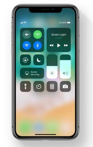 Toggling Off Bluetooth & WiFi In iOS 11's Control Center Doesn't Fully Disable It