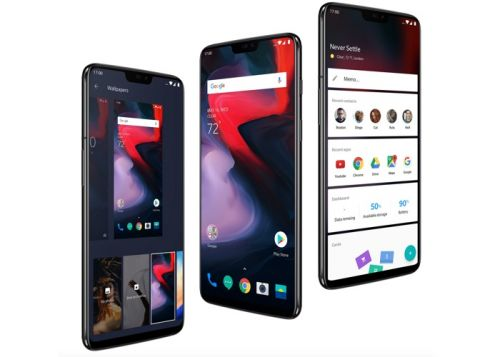 OnePlus 6 Gets OxygenOS 5.1.8 Software Update