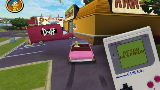 The Simpsons Hit and Run and gateway gaming