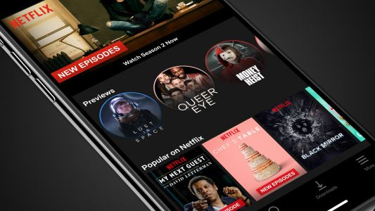 Netflix introduces 30 second trailers for mobile viewers