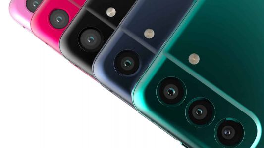 Galaxy S21 FE Concept Shows A Realistic Design In Various Colors