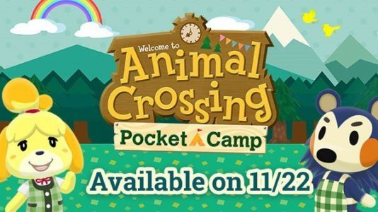 Animal Crossing: Pocket Camp gets an official release date on Android