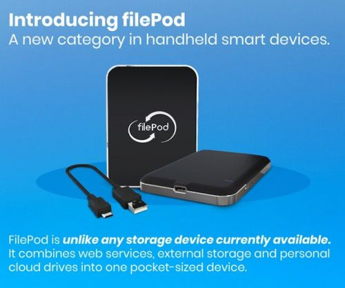 FilePod is the next revolution in Cloud technology