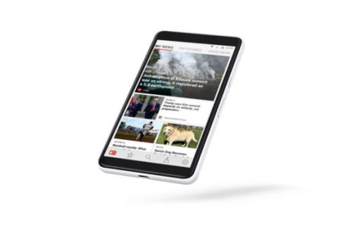 Microsoft News launches for Android and iOS, uses AI to recommend stories