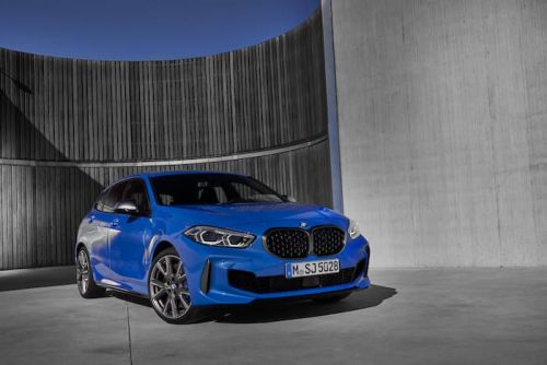 New BMW 1 Series unveiled