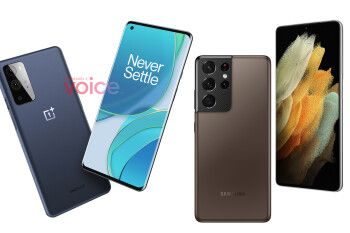 OnePlus 9 Pro 5G vs Samsung Galaxy S21 Ultra, a price war to expect