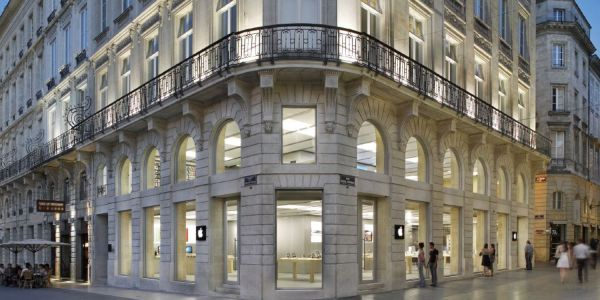 Bordeaux Apple store robbed and vandalized in French riots