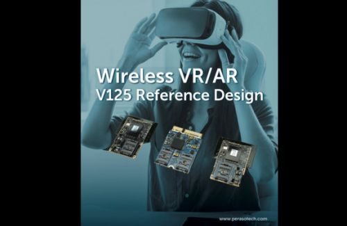 Peraso names CEO as it moves into chips for wireless VR