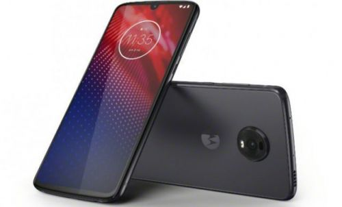 Moto Z4 Announced With 5G Moto Mod Support
