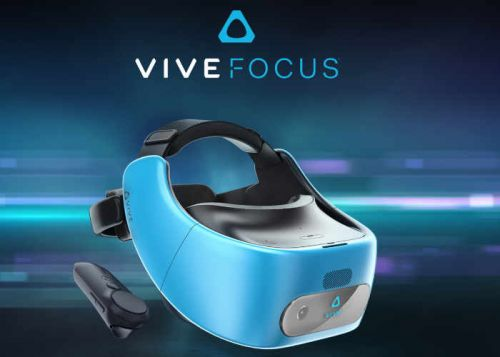 Vive Focus Hits the FCC, Developer Kit Launching Soon?