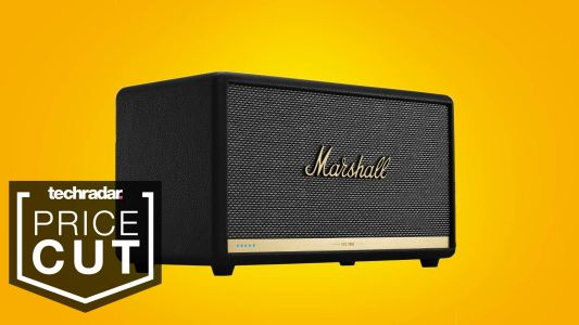 Marshall speaker gets £100 discount in rocking Black Friday deal