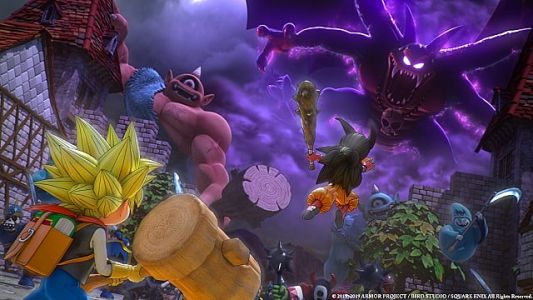 How to Get Night Soil in Dragon Quest Builders 2