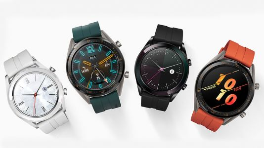 Huawei Watch GT Active and Elegant are new looks for the company's smartwatch