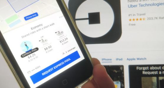 Uber and Citymapper show how technology is blurring the line between public and private transport