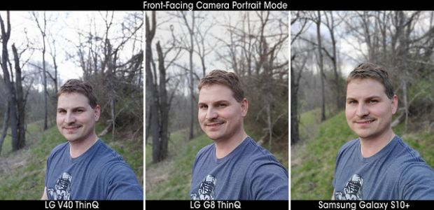 LG G8 ThinQ Camera Review - Bokeh For Days
