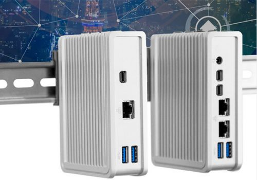 Logic Supply Unveils Fanless Wallet-Sized CL200 UCFF PCs: 4G-Ready, up to 9 I/O Ports