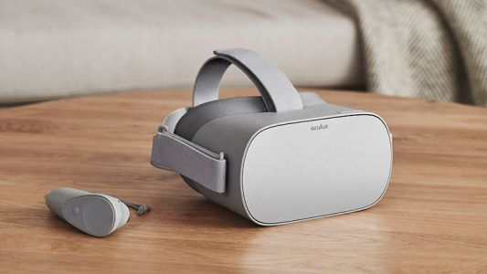 Oculus Go standalone VR headset could launch in early May