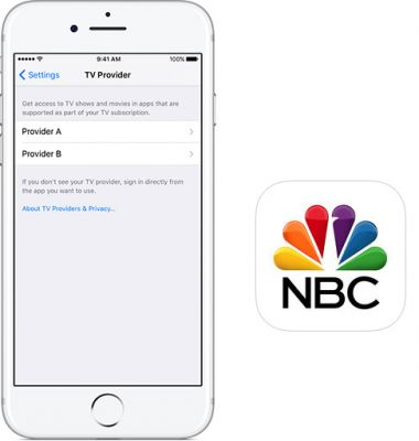 NBC App Now Supports Apple's Single Sign-on Feature on iPhone and iPad