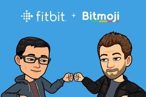 Fitbit partners with Snapchat to support a feature likely to make Apple Watch owners jealous