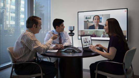 Businesses now utilise multiple video conferencing solutions