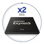 Samsung intros Exynos 5 (7872) series chipsets for mid-range smartphones
