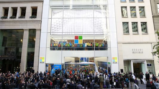 Microsoft is opening a London store - and it could be next door to Apple's