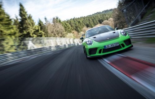 Porsche 911 GT3 RS Appears In A New Video