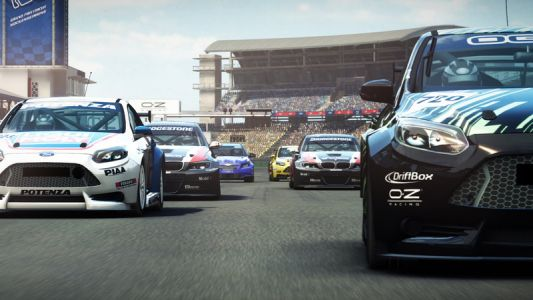 Gaming alert: GRID Autosport finally coming to iOS!