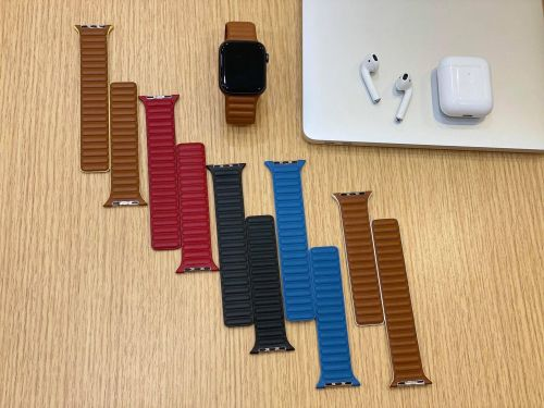 Apple Could Be Planning Redesigned Leather Loop Apple Watch Band